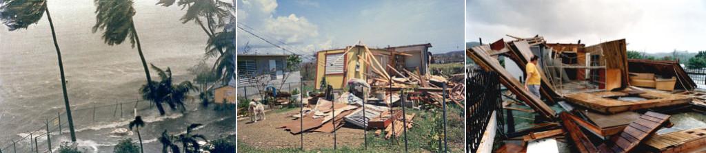 Daños por el huracán Hugo en Puerto Rico