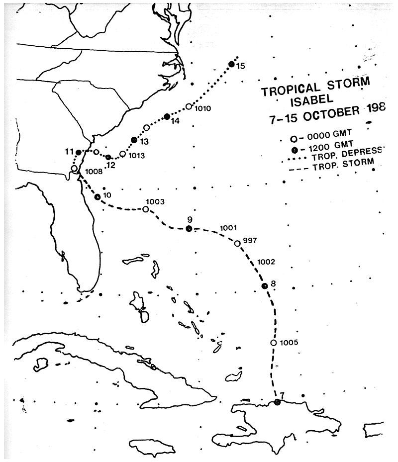 Onda Tropical - 1985