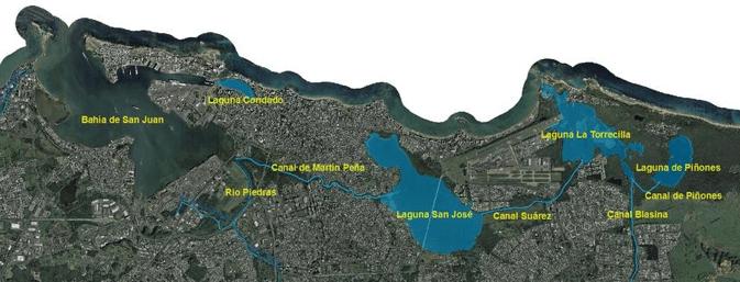 Estuario Bahia de San Juan