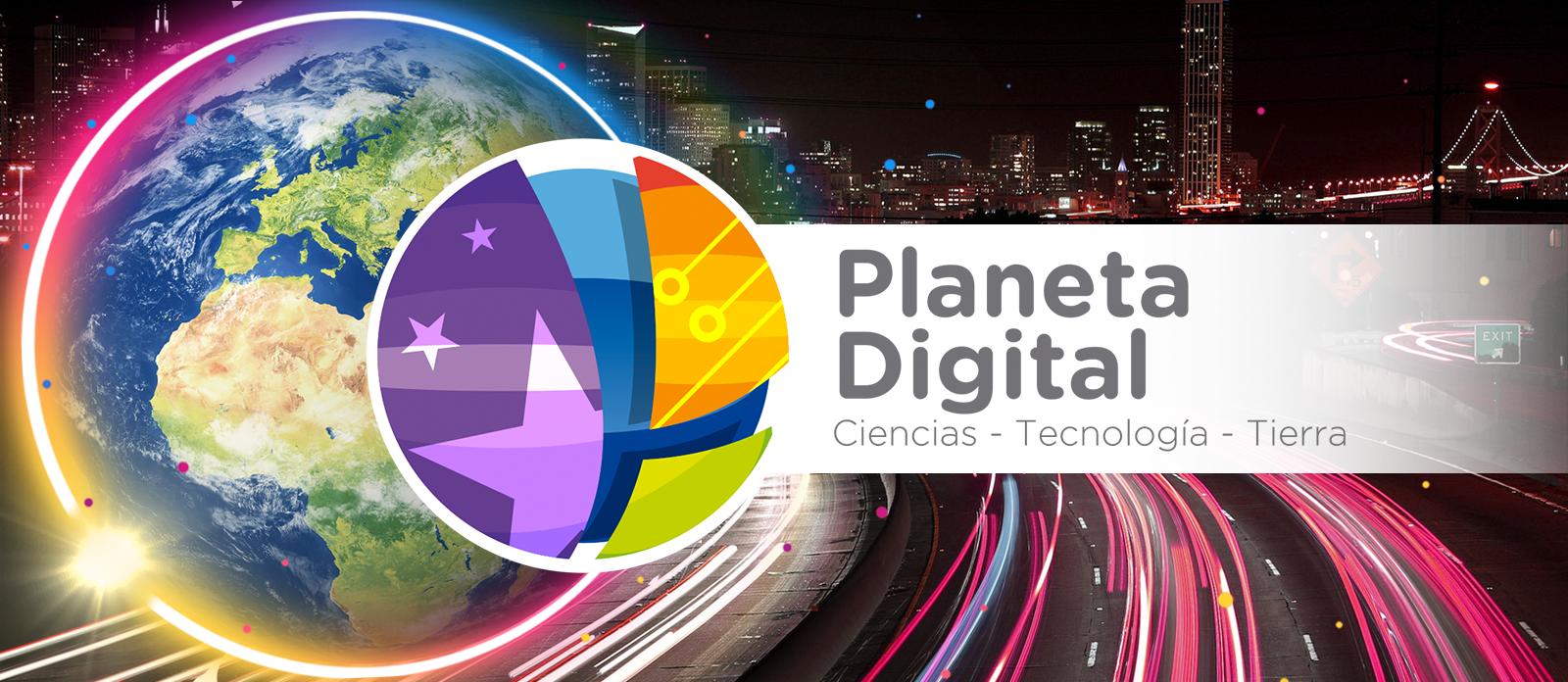 Planeta Digital Banner